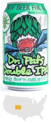 High Hops Brewery Dr. Pat's Double IPAImage