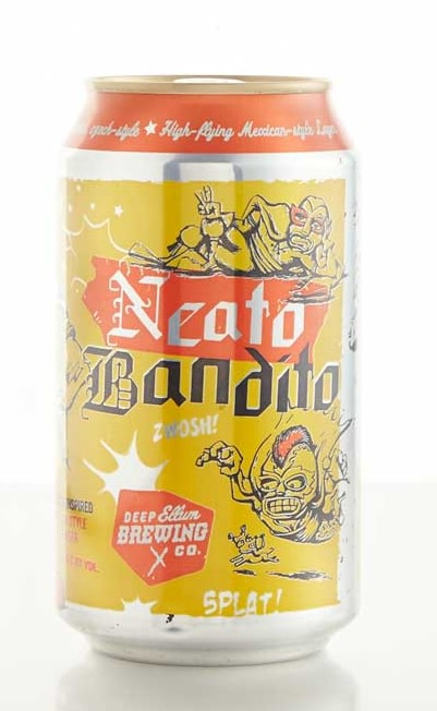 Deep Ellum Brewing Co. Neato Bandito