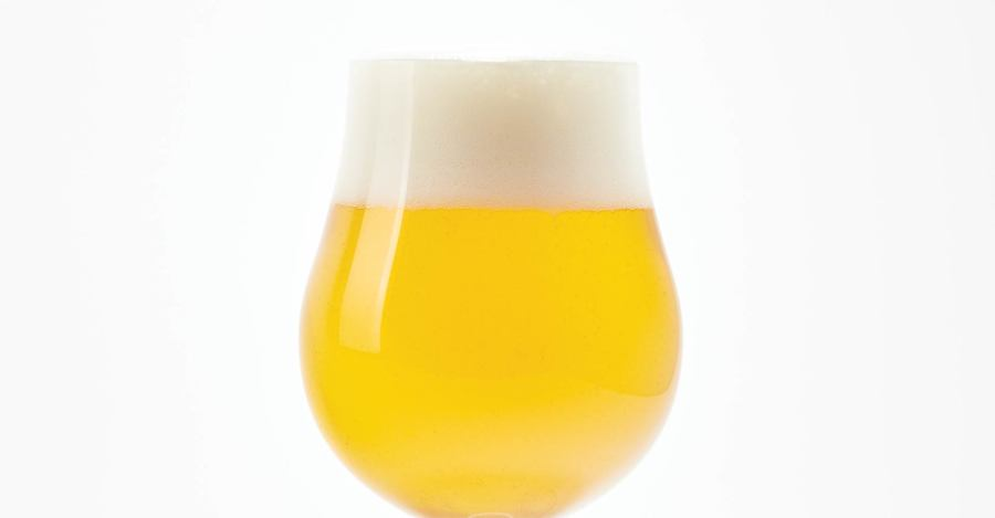 Scratch Brewing's Green Tomato Saison Recipe Primary Image