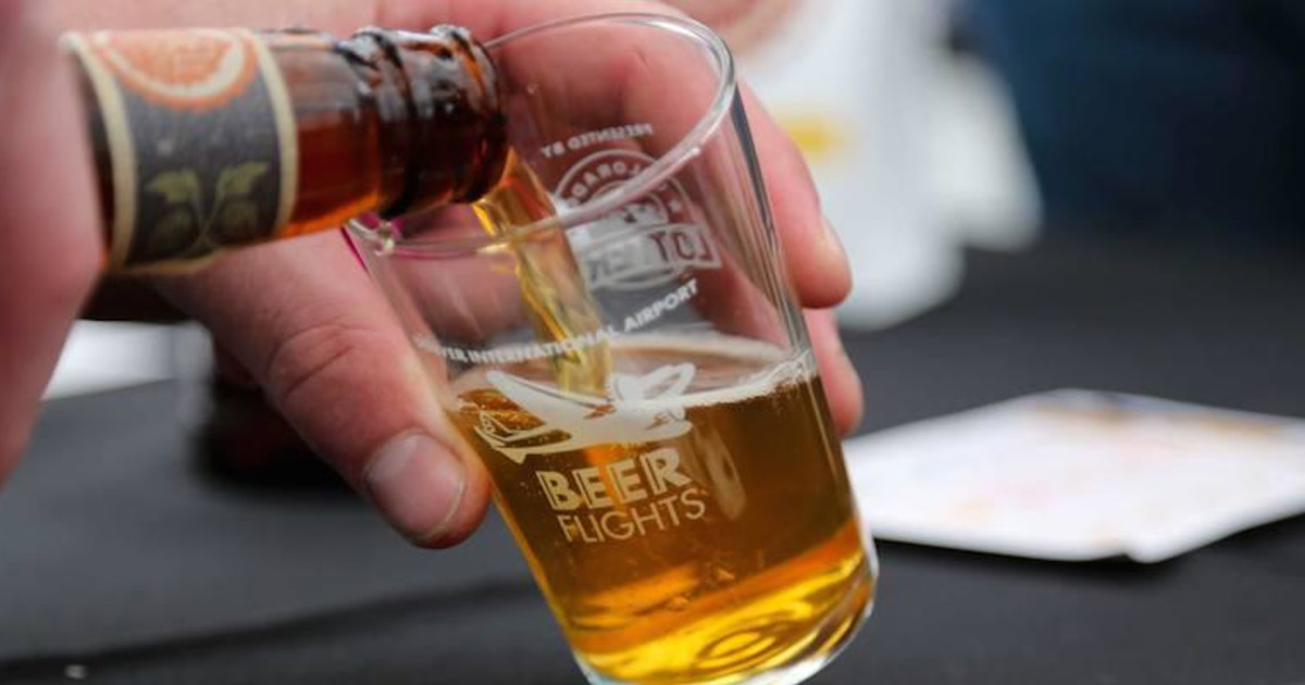 Denver airport launches beer festival in terminal craft for Minnesota craft beer festival