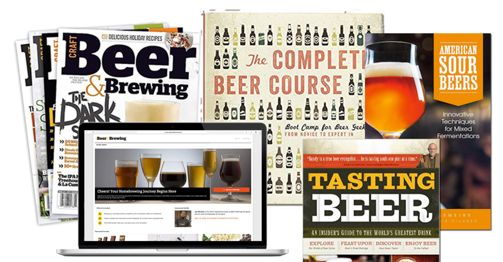 Chances are if you're a beer geek, always bring craft beer to share at any family gathering, or have even ever expressed an interest in craft beer around a ...