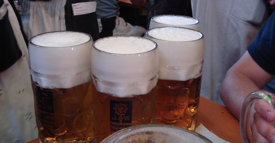 The Real Oktoberfest Beer Primary Image