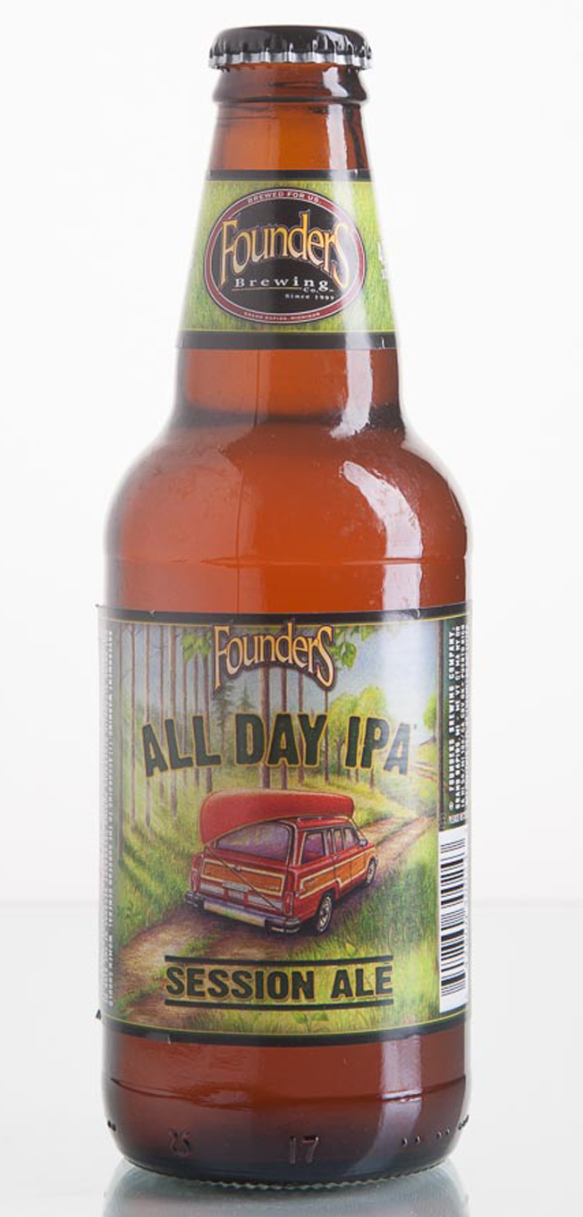 Review: Founders Brewing Company All Day IPA | Craft Beer ...
