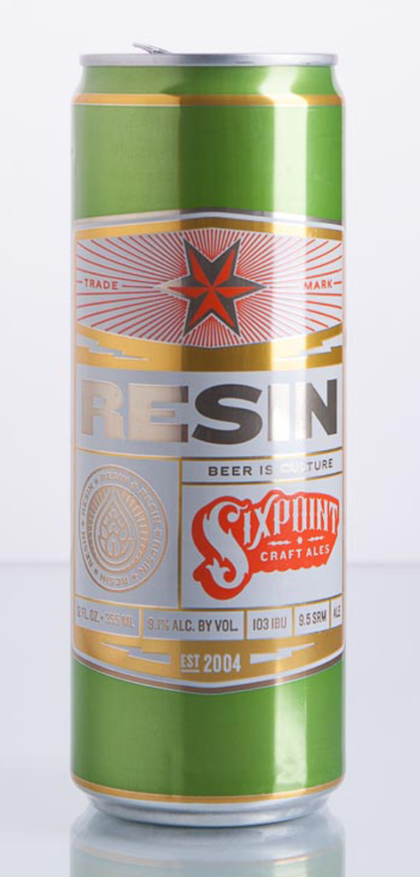 Sixpoint Brewery Resin