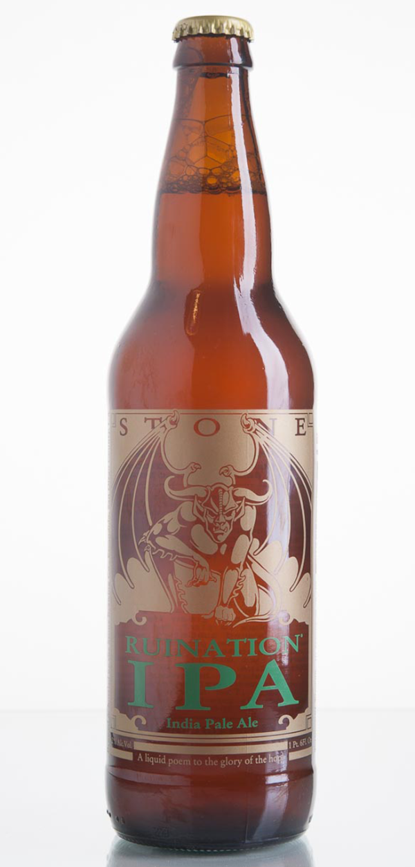 Stone Brewing Company Ruination IPA