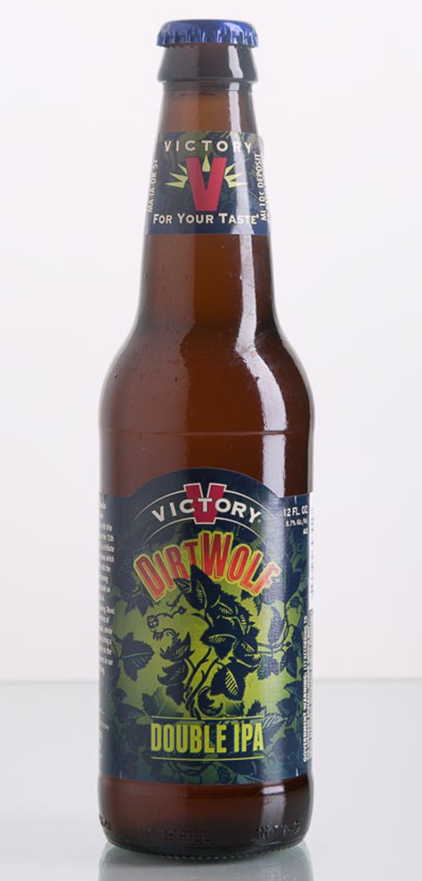 Victory Brewing Company DirtWolf Double IPA