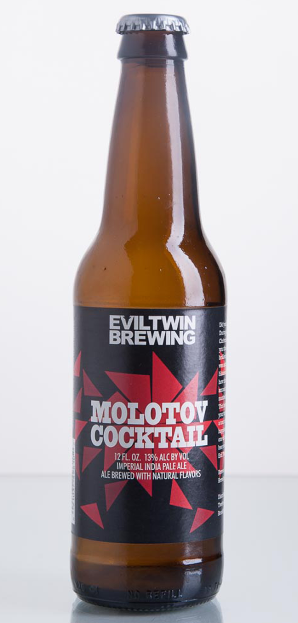 Evil Twin Brewing Molotov Cocktail