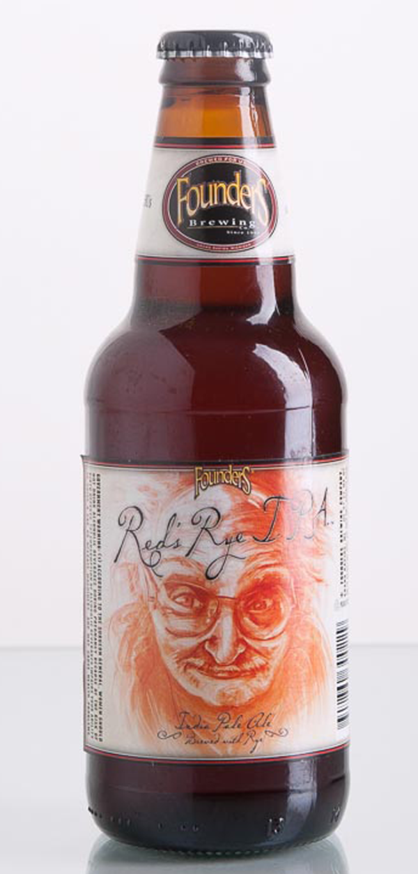 Founders Brewing Company Red's Rye IPA