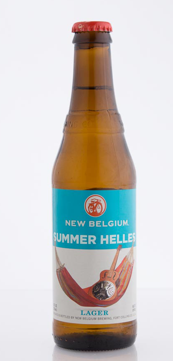 New Belgium Brewing Summer Helles