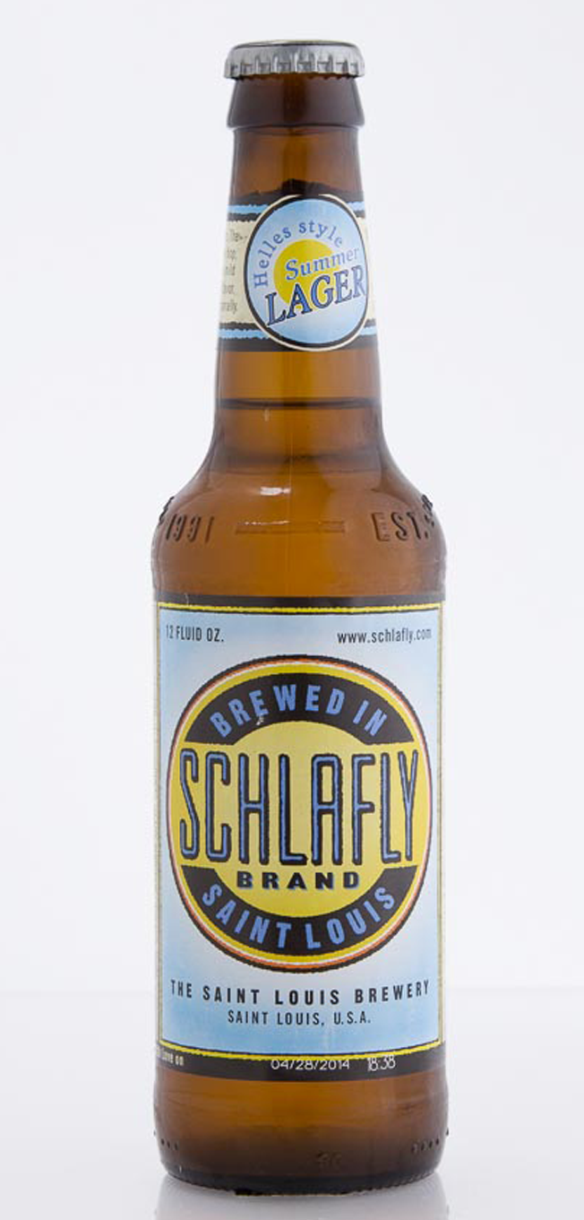 Schlafly / The Saint Louis Brewery Summer Lager