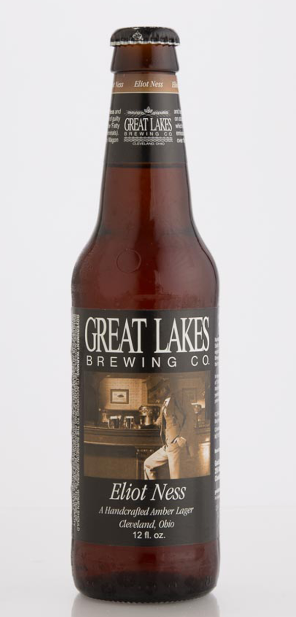 Great Lakes Brewing Company Eliot Ness