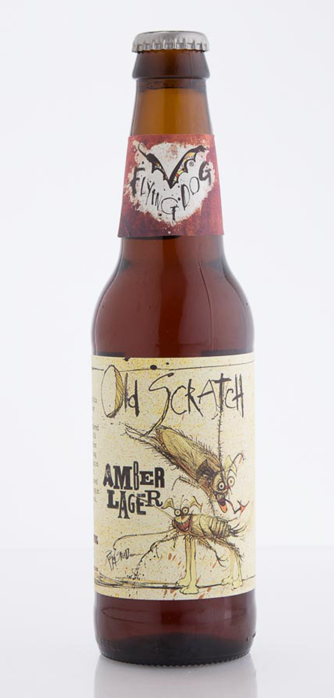 Flying Dog Brewery Old Scratch