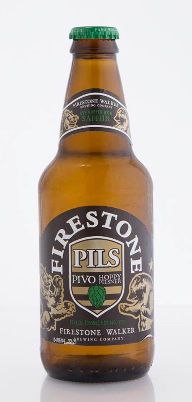Firestone Walker Brewing Company Pivo Pils