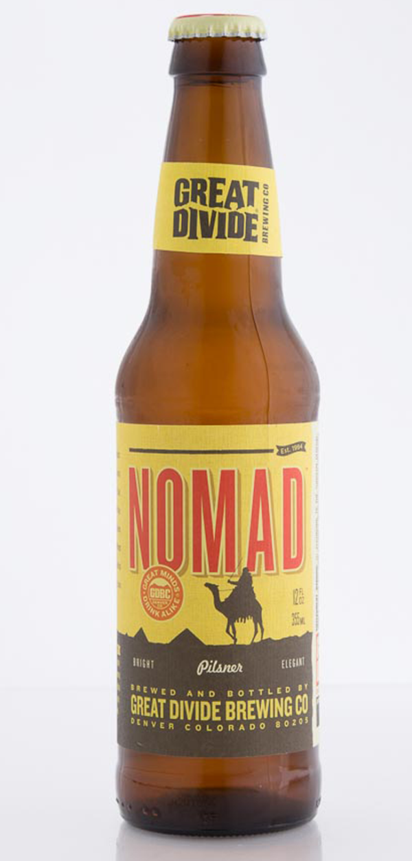 Great Divide Brewing Company Nomad