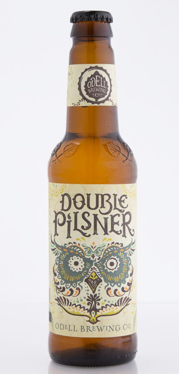 Odell Brewing Company Double Pilsner