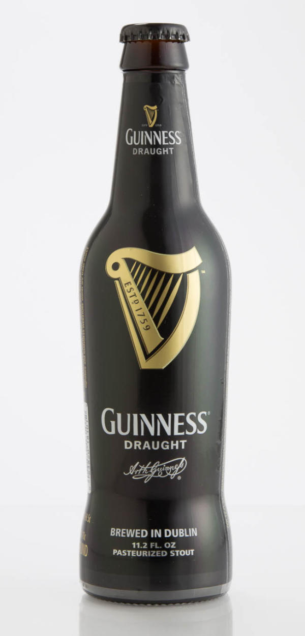 Review guinness guinness draught craft beer brewing magazine - Guinness beer images ...