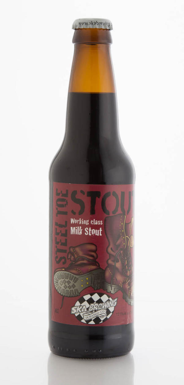 Ska Brewing Company Steel Toe Milk Stout