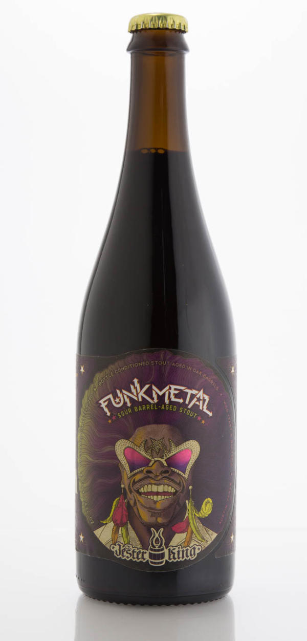 Jester King Craft Brewery Funk Metal