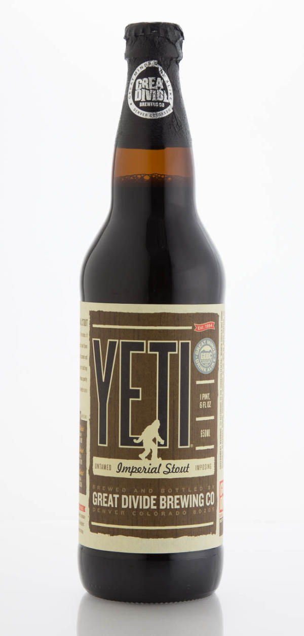 Great Divide Brewing Company Yeti