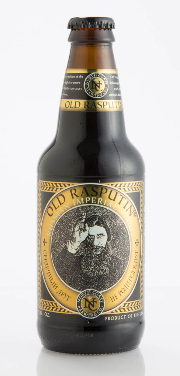 North Coast Brewing Company Old Rasputin