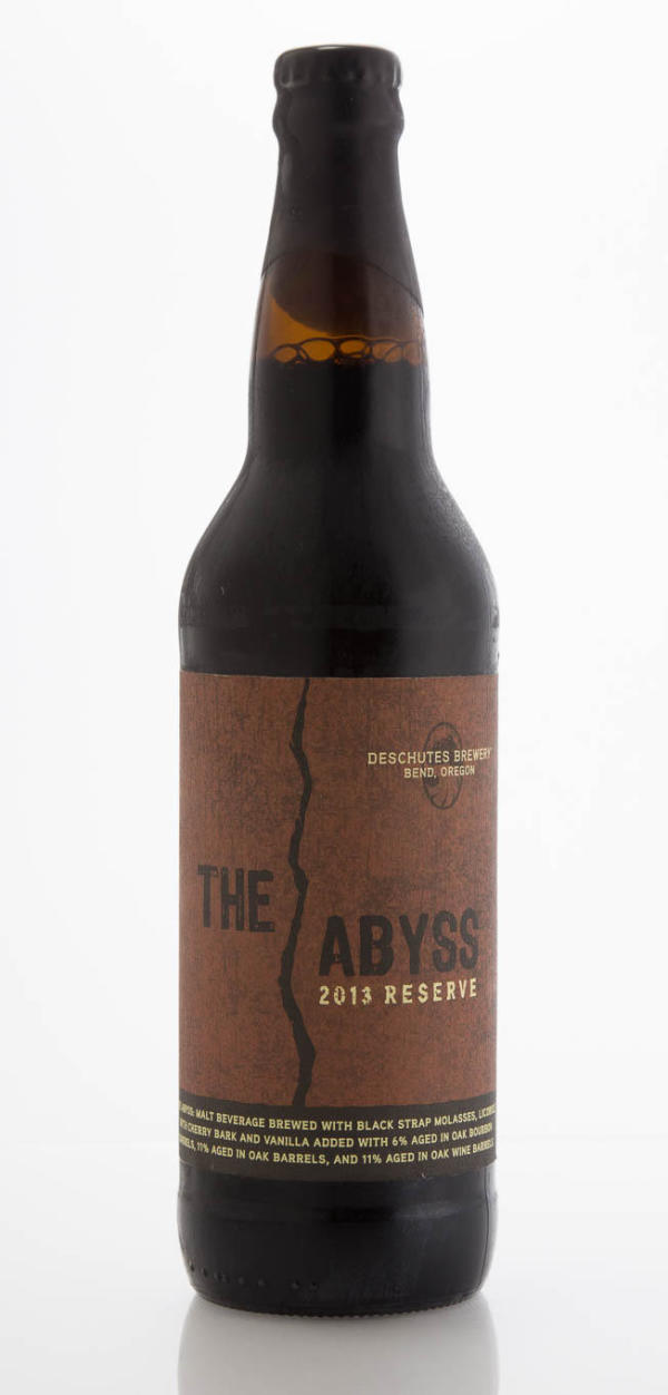 Deschutes Brewery The Abyss