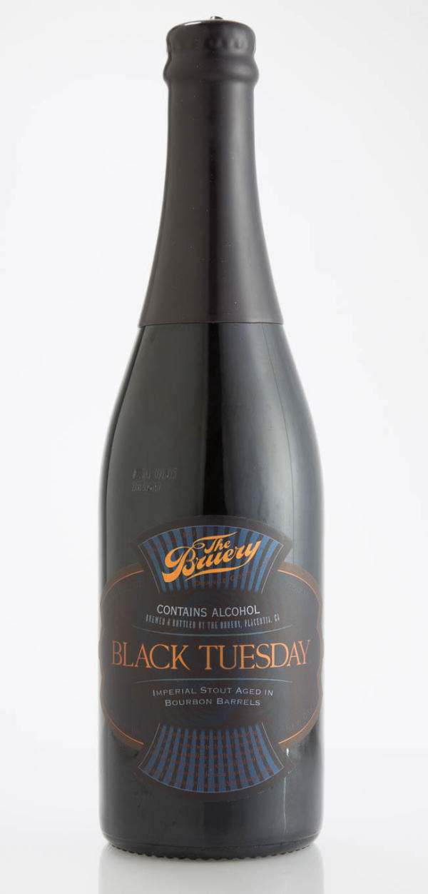 The Bruery Black Tuesday 2016