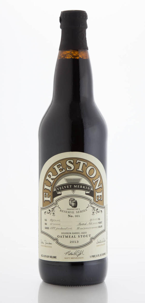 Firestone Walker Brewing Company Velvet Merkin