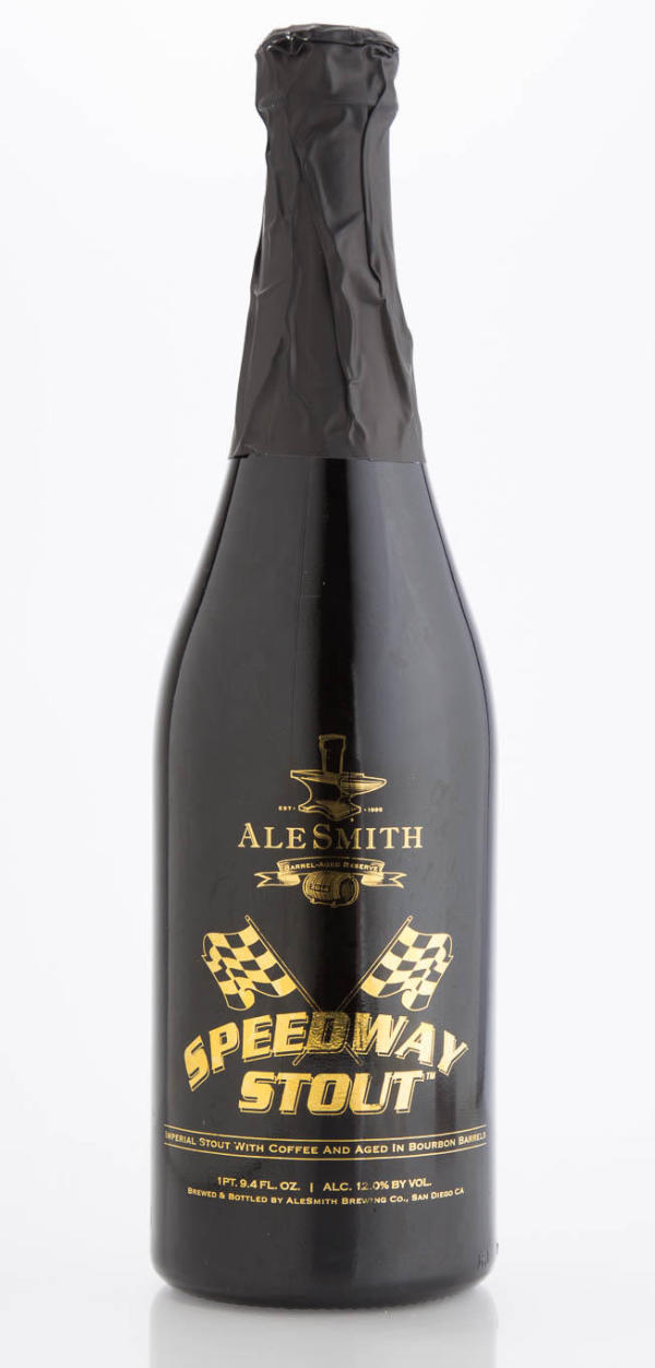 AleSmith Brewing Company Barrel Aged Speedway Stout
