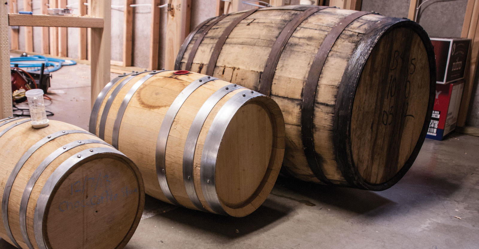 Barrel Aging For Homebrewers Craft Beer Brewing