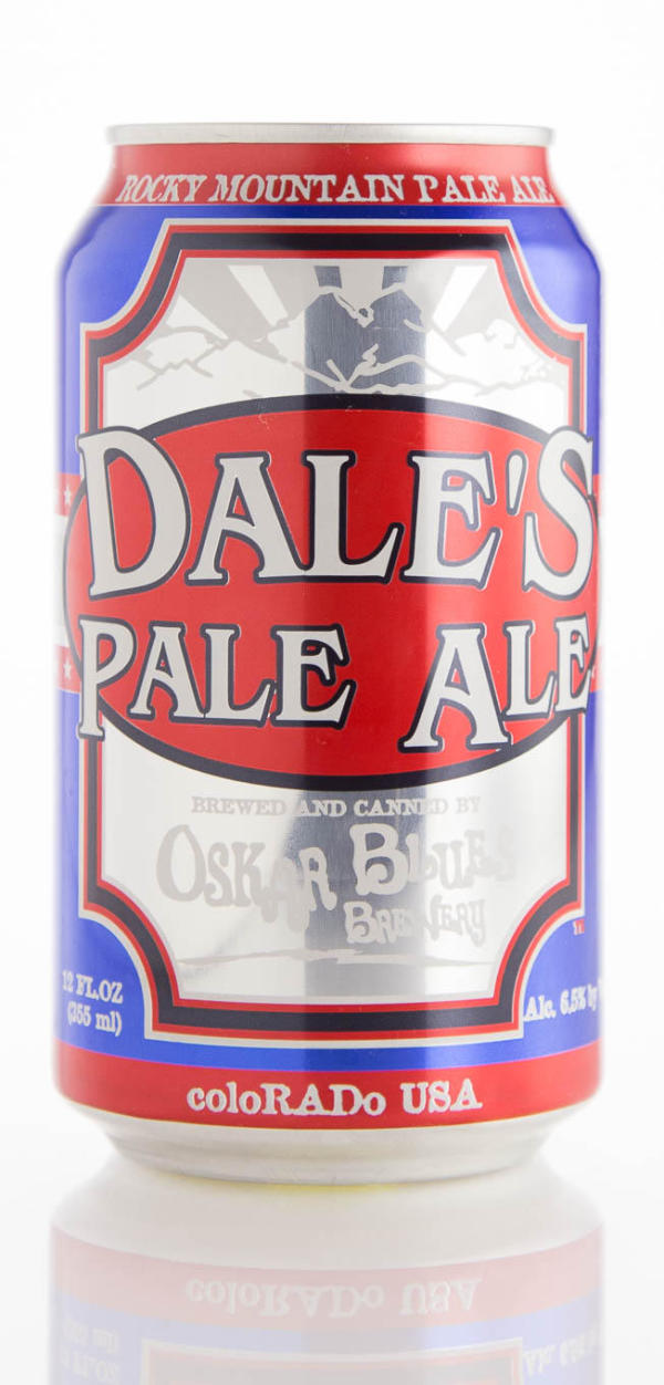 Oskar Blues Brewery Dale