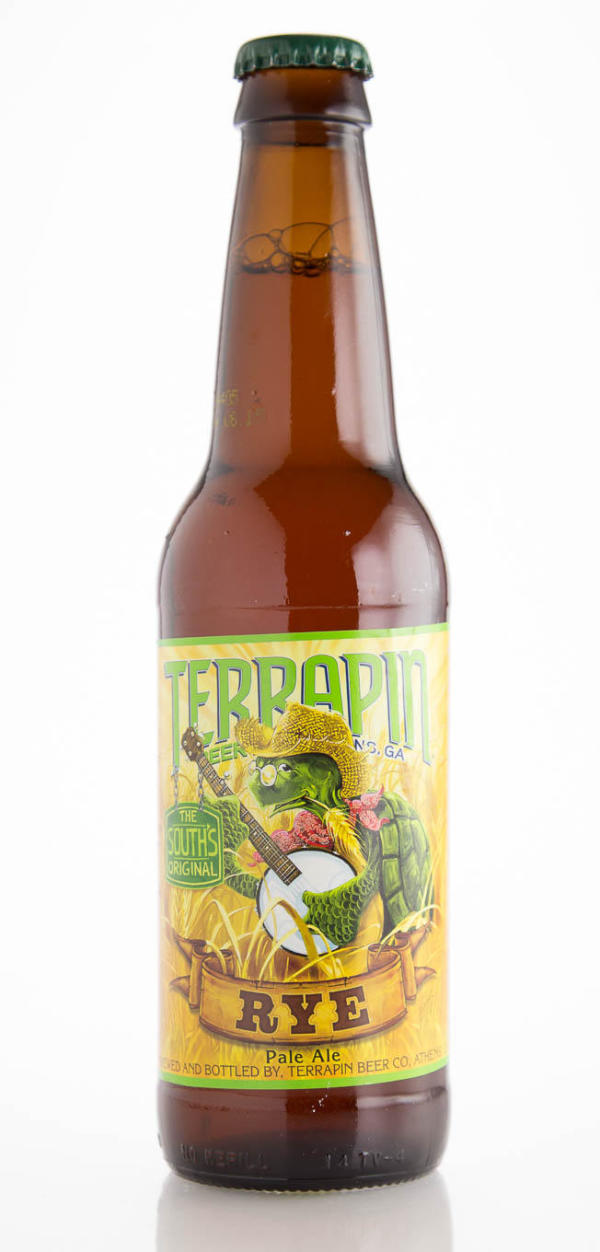 Terrapin Beer Company Rye Pale Ale