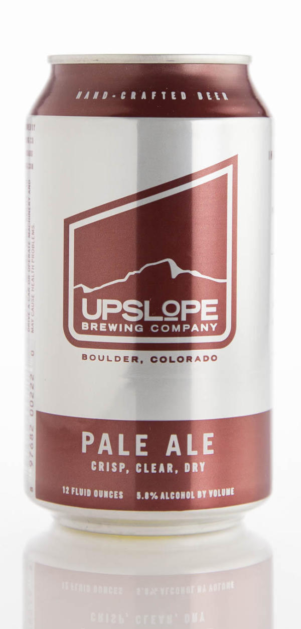 Upslope Brewing Company Pale Ale