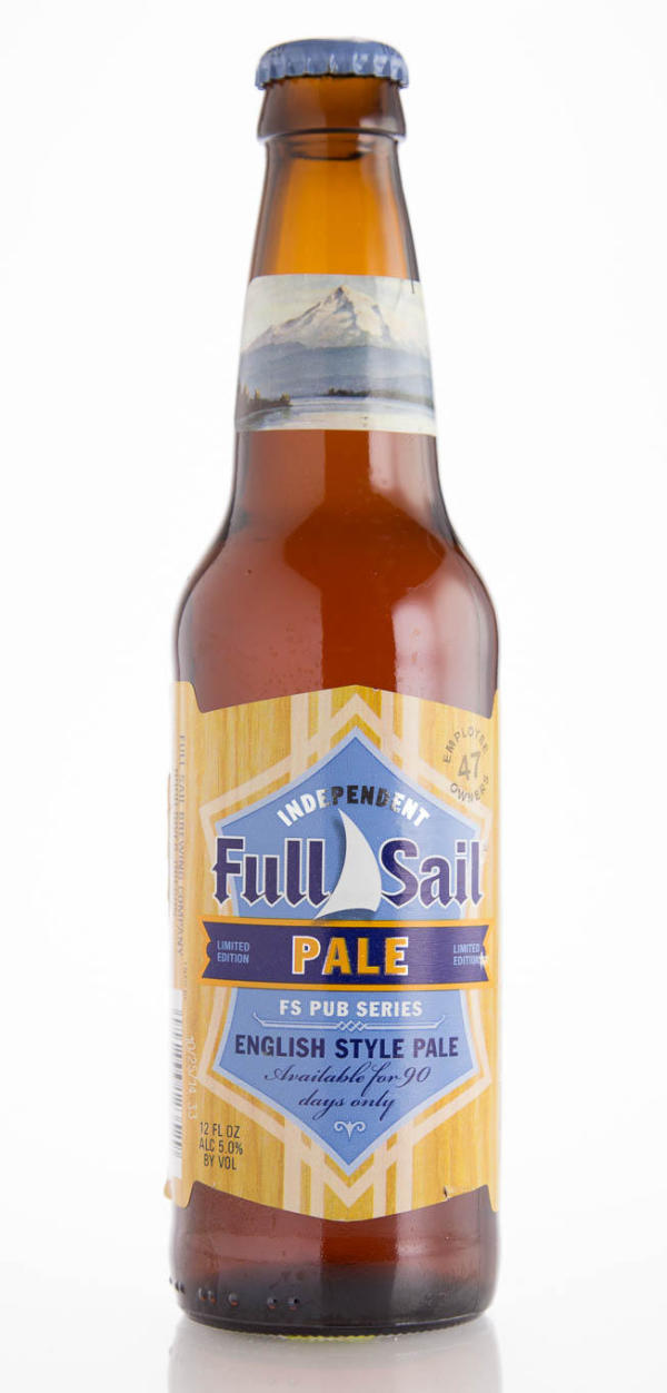 Full Sail Brewing Company English Style Pale Ale