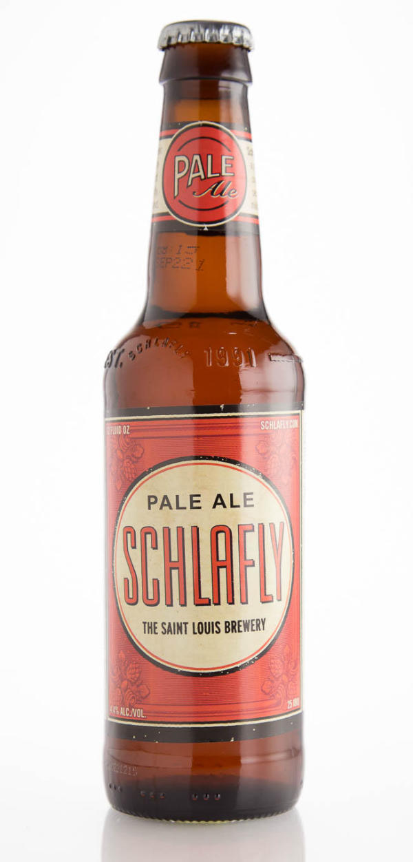 Schlafly / The Saint Louis Brewery Pale Ale