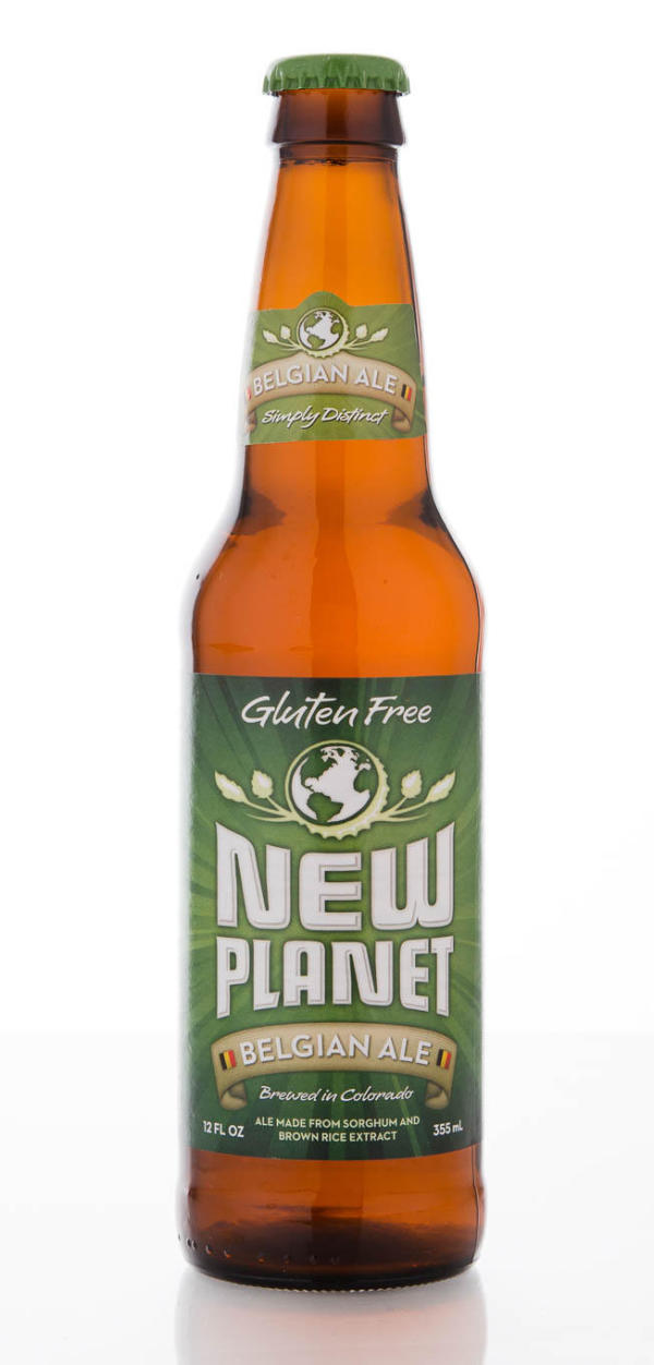 New Planet Belgian Ale