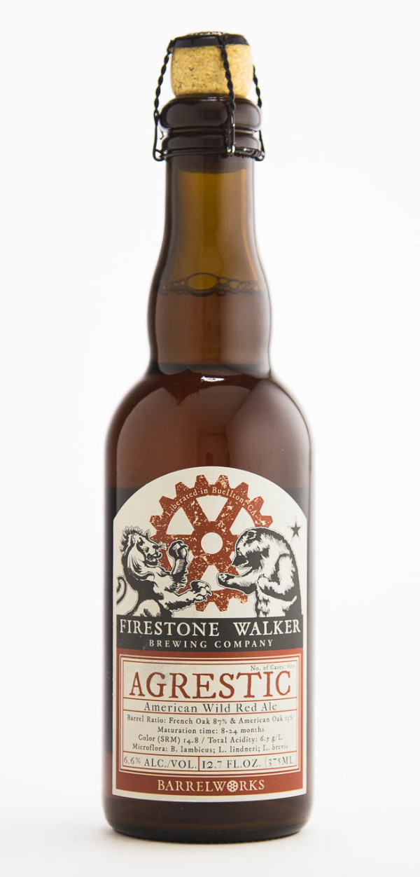 Firestone Walker Brewing Company Agrestic