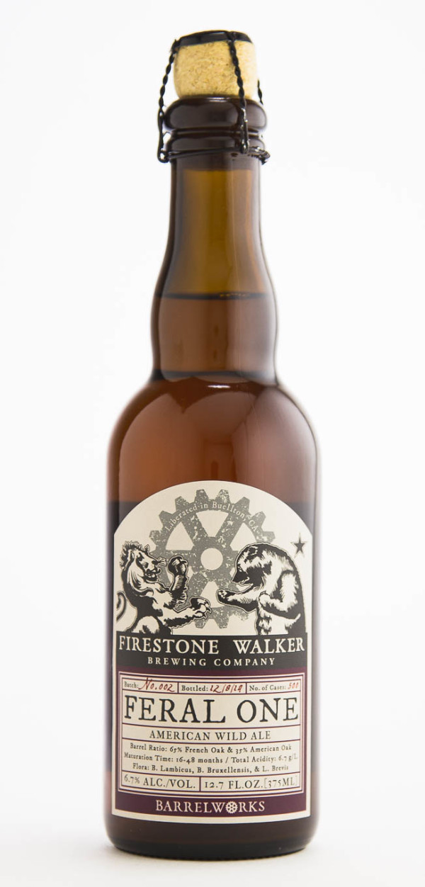 Firestone Walker Brewing Company  Feral One