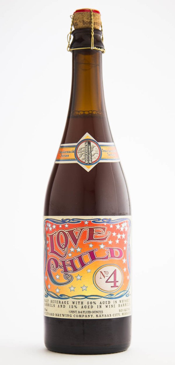 Boulevard Brewing Company Love Child No. 4