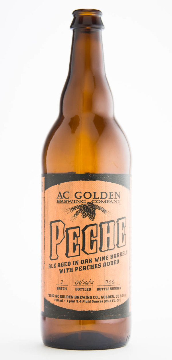 AC Golden Brewing Company Peche