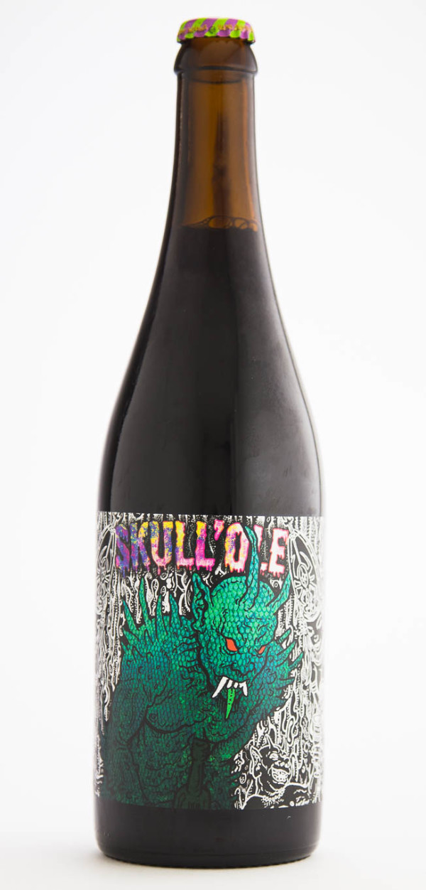 Three Floyds Brewing Company Skull