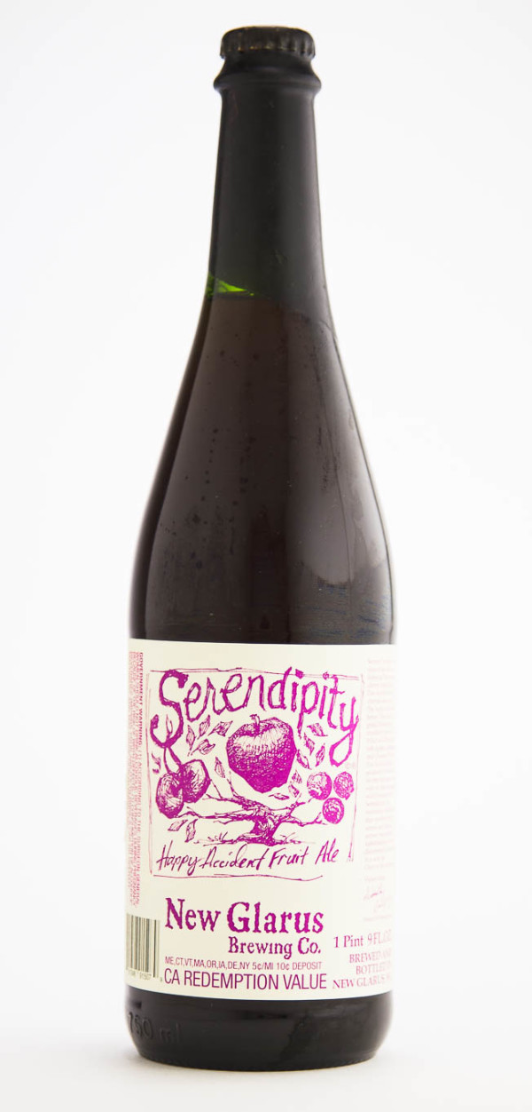 New Glarus Brewing Company Serendipity