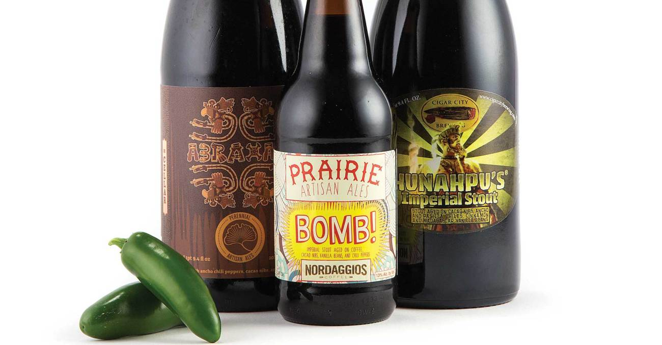 Spiced Stouts: Sugar + Spice + Everything Nice Primary Image