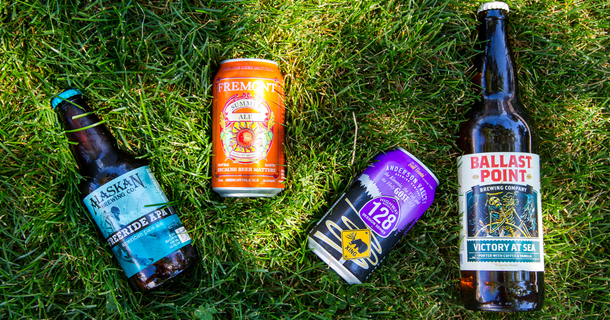 8 Beers That are Absolutely Perfect to Take Camping
