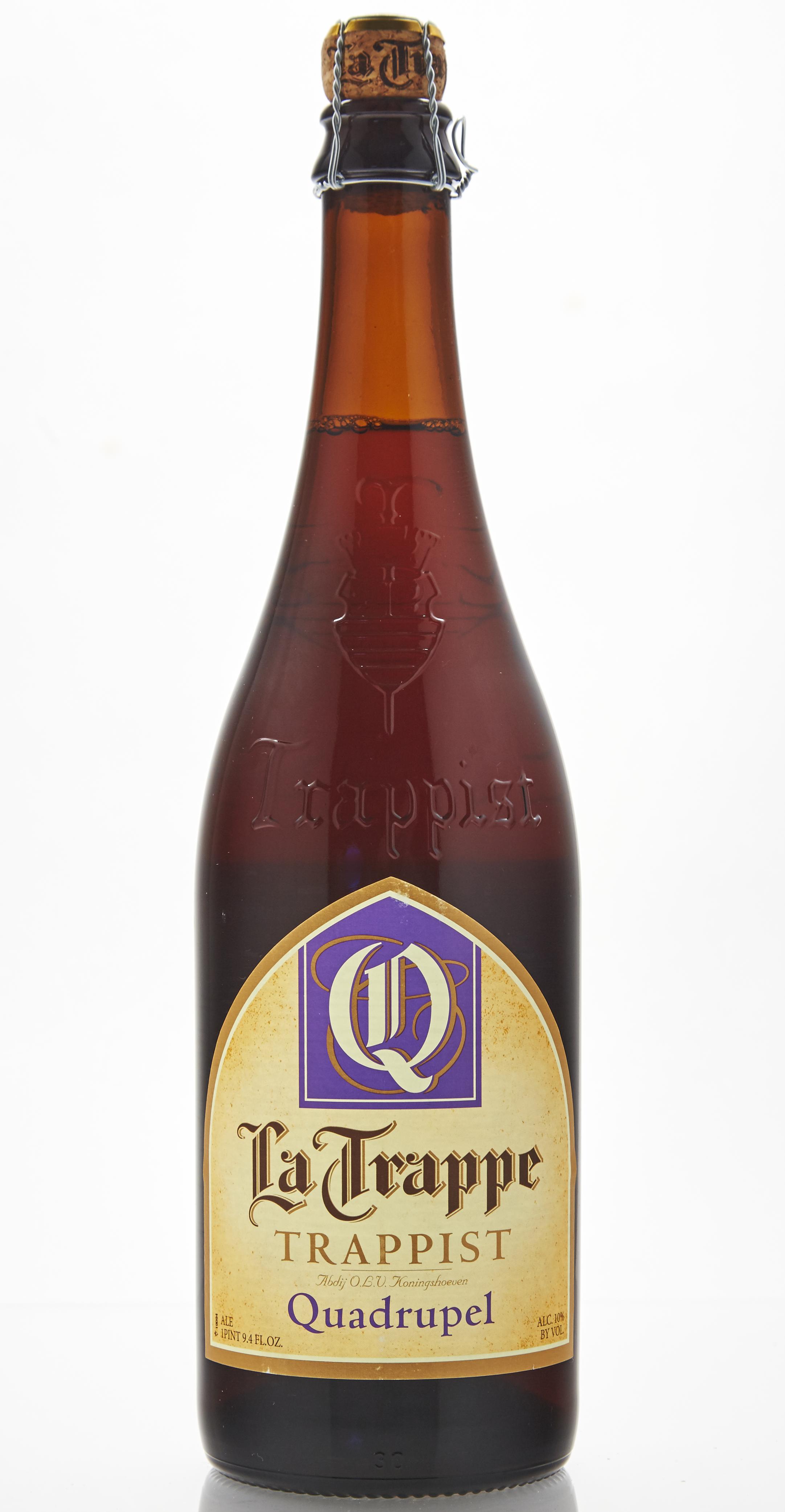 Review Bierbrouwerij De Koningshoeven La Trappe Quadrupel