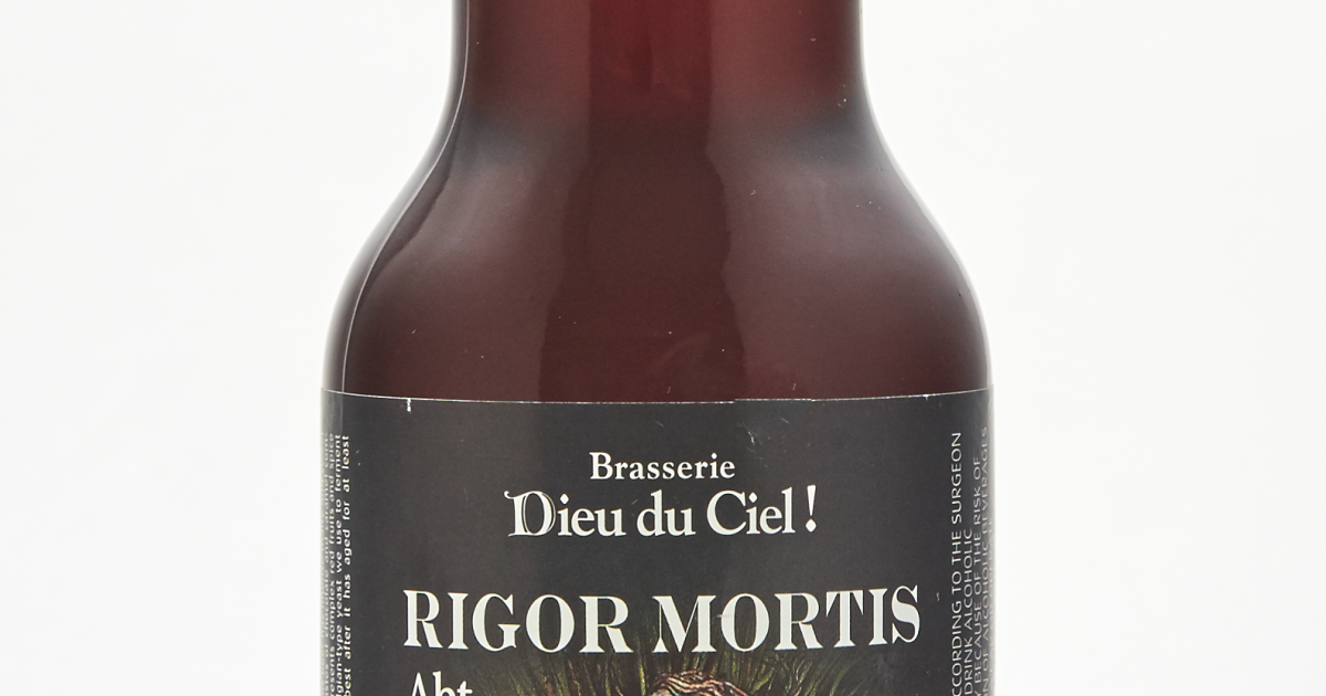 Review: Brasserie Dieu Du Ciel Rigor Mortis ABT | Craft Beer