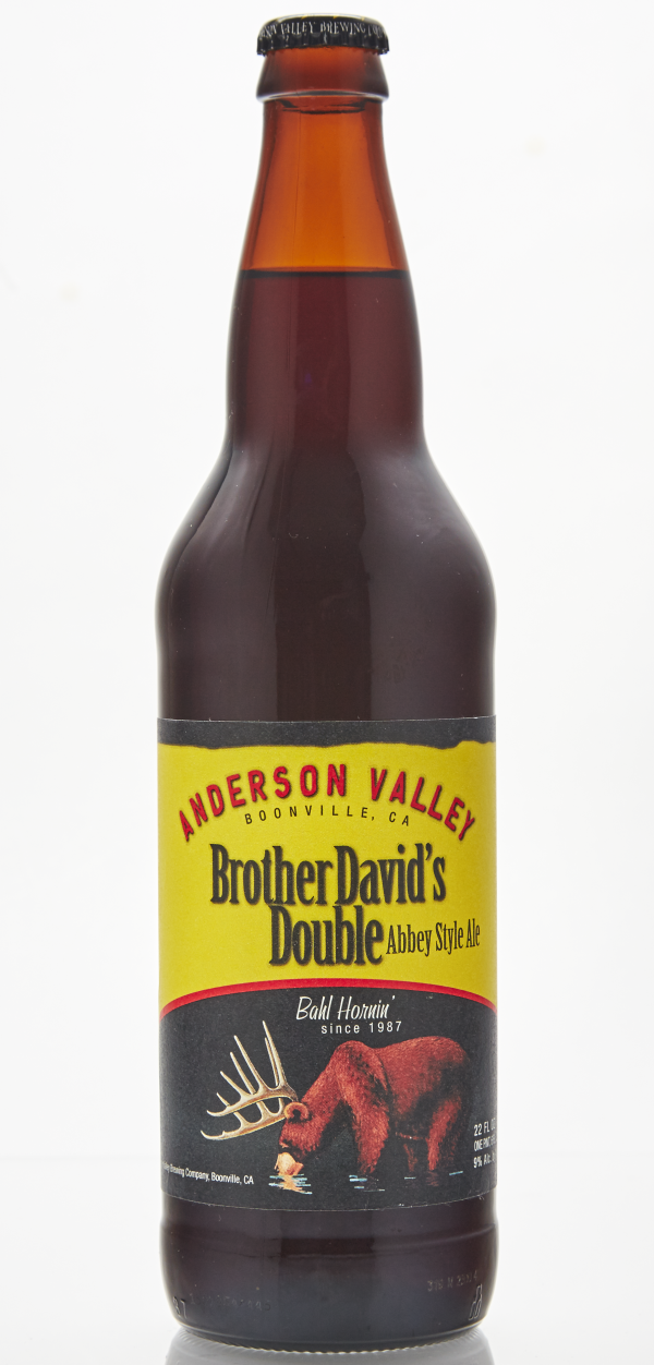 Anderson Valley Brewing Company Brother David's Double Abbey-Style Ale
