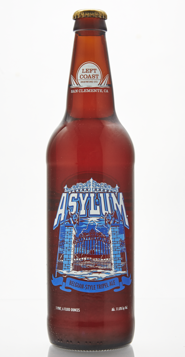 Left Coast Brewing Company Asylum