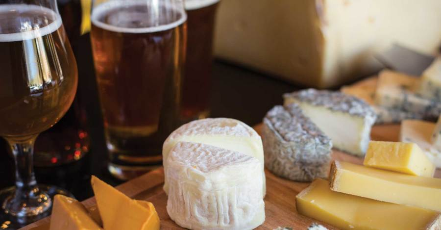 Craft Beer and Cheese: The Perfect Pair Primary Image