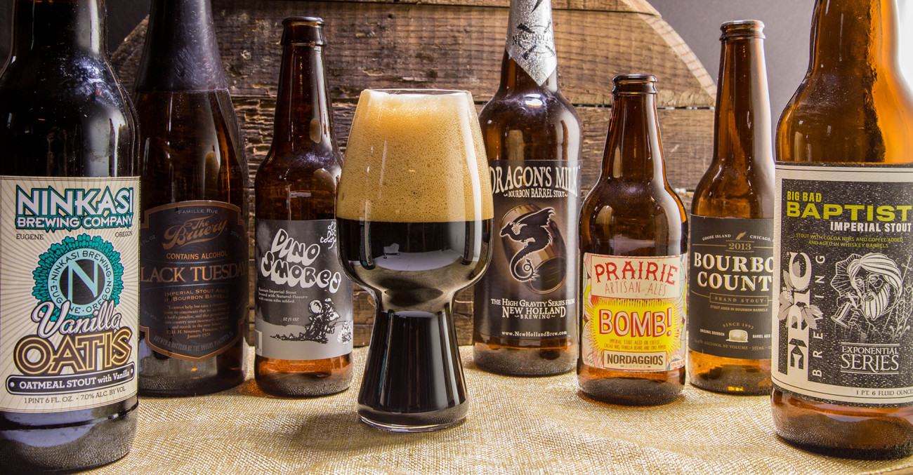 21 Stouts to Welcome Winter Primary Image