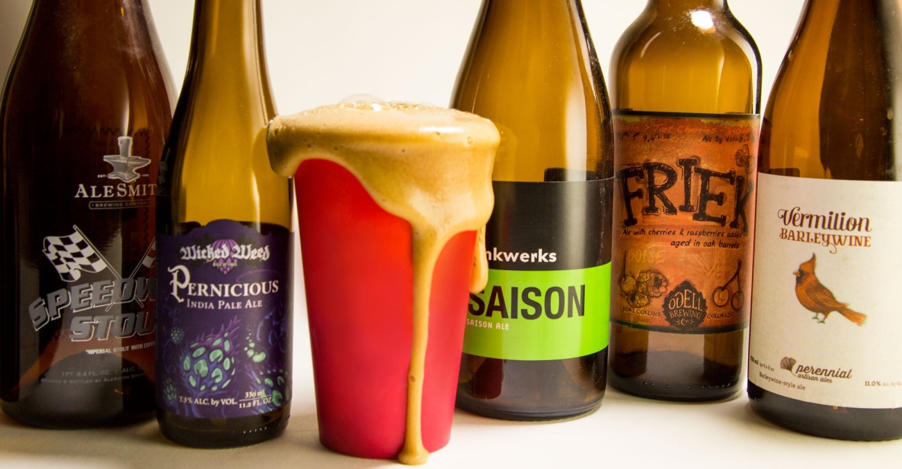 5 Beers You'll Want to Drink on Thanksgiving Day Primary Image